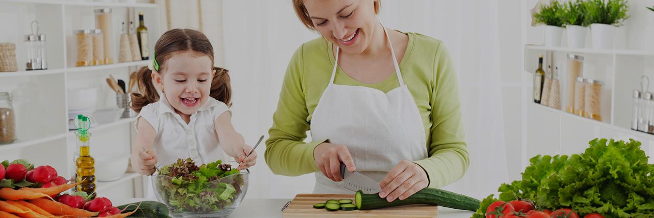 Trabajamos por una alimentación saludable