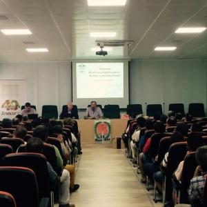 Asamblea en Hortamar (Almería)