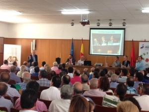 Asamblea en Alimer (Murcia)