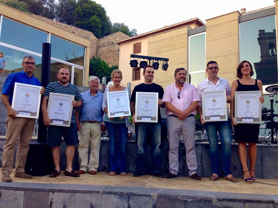 Anecoop Bodegas y Bodegas Reymos, entre los premiados en SWF de PROAVA