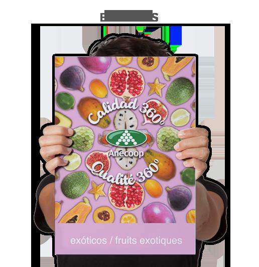 Frutos exóticos