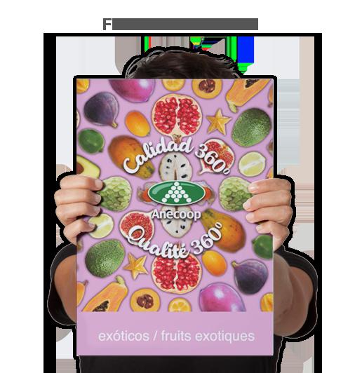 Fruit exotiques