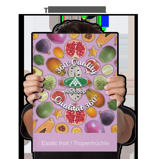 Tropenfrüchte