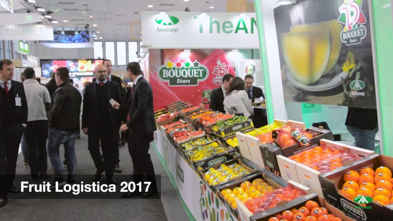El Grupo Anecoop en Fruit Logistica 2017