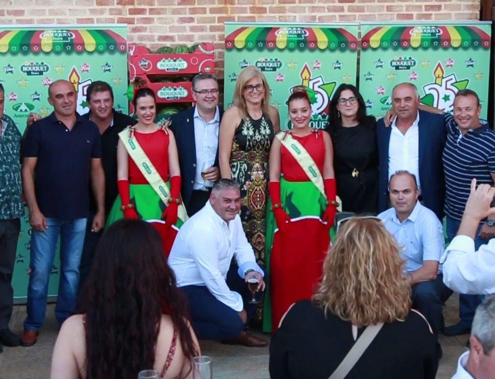 Anecoop présente: 25e anniversaire des pastèques Bouquet (Lorca)