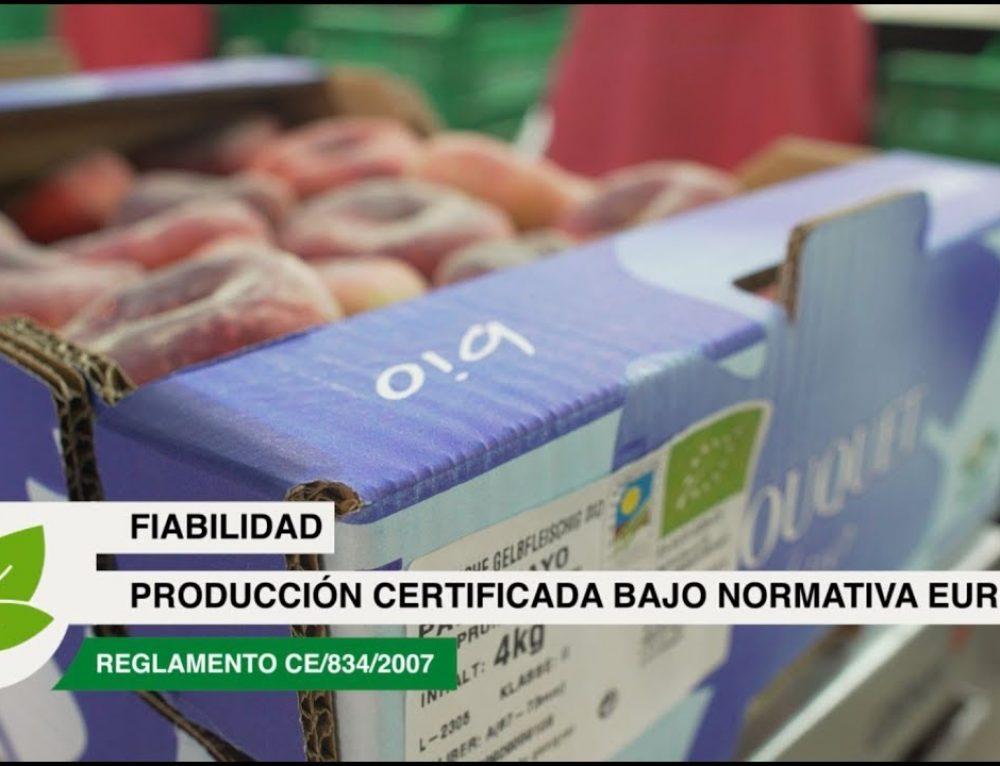 Anecoop présente: La production bio