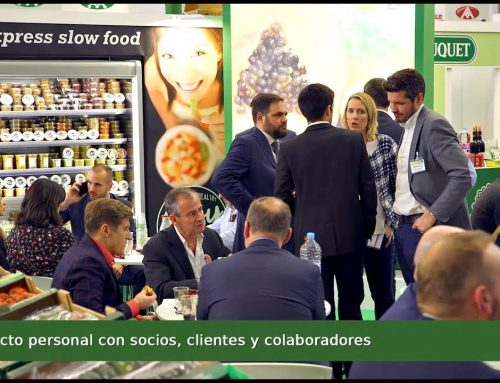 The Anecoop Group at Fruit Logistica 2018