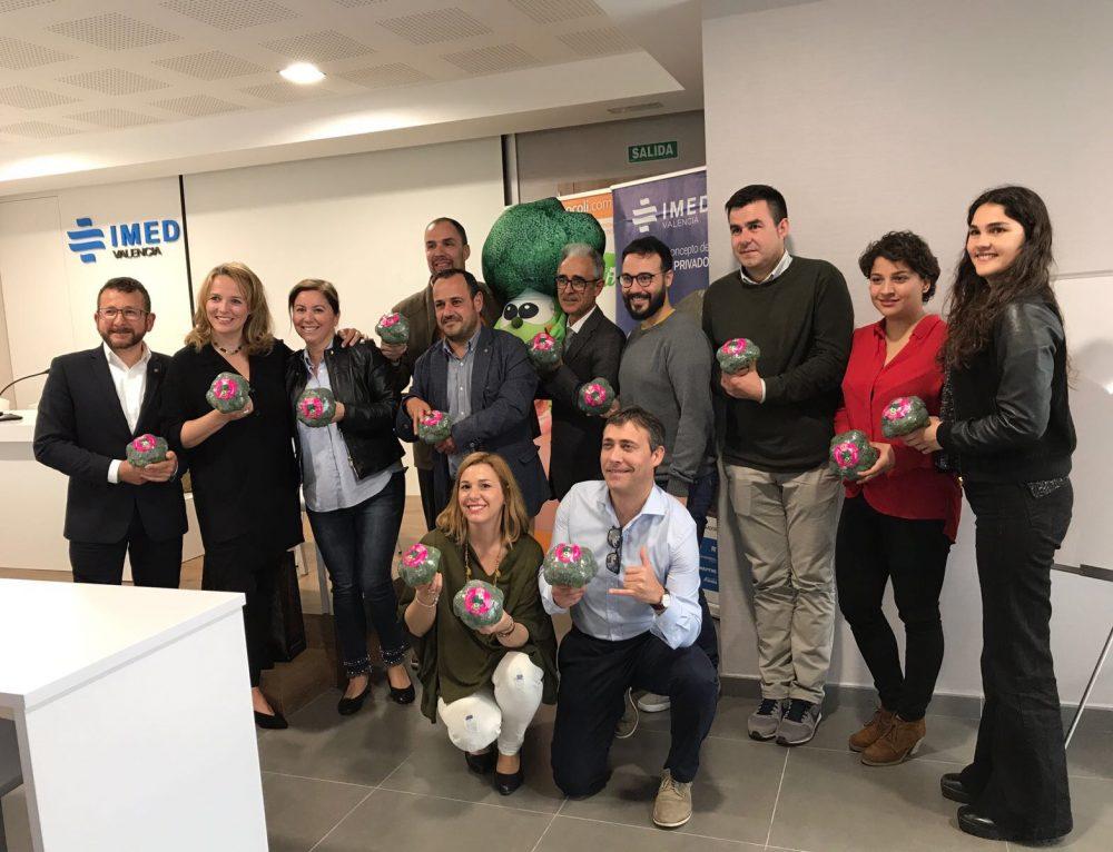 """La Asociación +Brócoli presenta la 9ª edición de su campaña """"Disfruta lo + sano"""""""