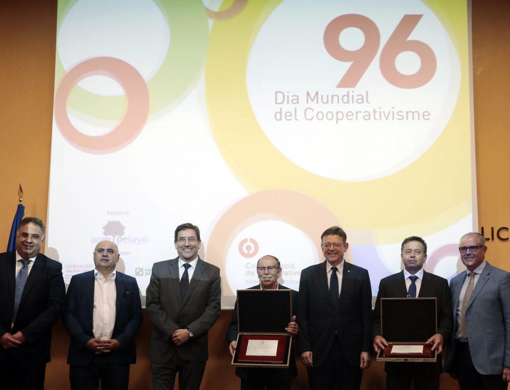 La Cooperativa Agrícola de Altea ve reconocida su trayectoria en el Día  Mundial del Cooperativismo