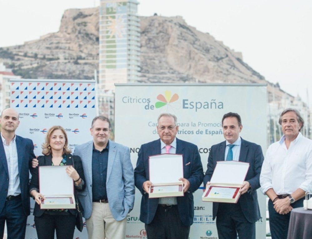 """""""Cítricos de España"""" nombra Embajadora de los cítricos españoles a la Responsable de Calidad de Anecoop Murcia, María García"""