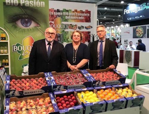 Anecoop participa en la primera edición de Organic Food Iberia