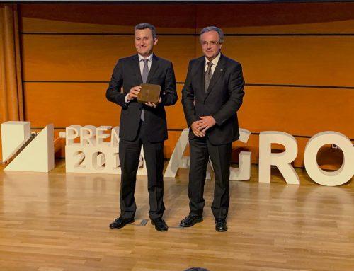 Anecoop, reconocida por su trayectoria exportadora en los Premios Agro 2019