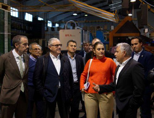 La cooperativa Soex 2, socia de Anecoop, inaugura nuevas instalaciones en Xilxes