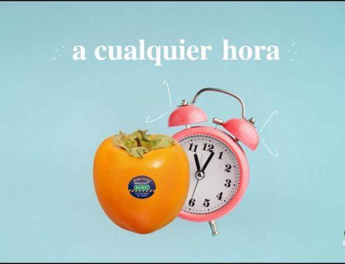 Anecoop presenta: El Persimon Bouquet, la fruta española de otoño
