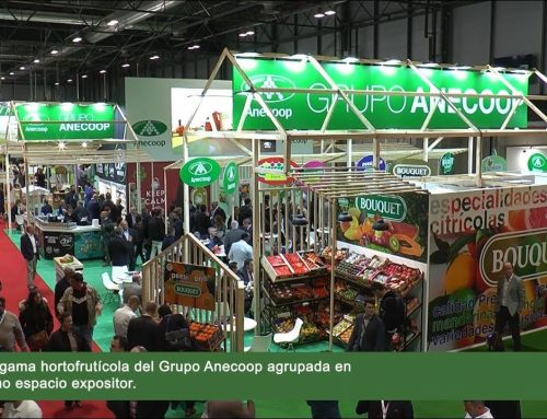 Le Groupe Anecoop en Fruit Attraction 2019