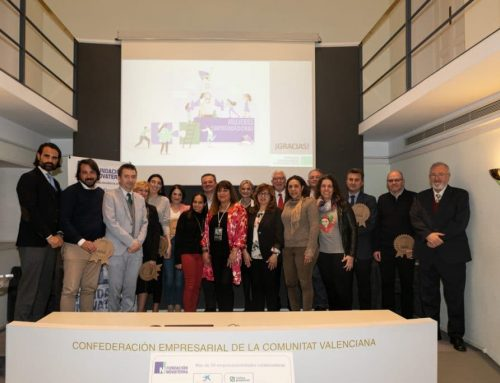 La Fundación Novaterra reconoce el compromiso de Anecoop con la sostenibilidad responsable