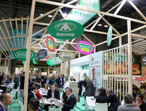 Anecoop potencia la visibilidad del sector agrario en Fruit Attraction LiveConnect