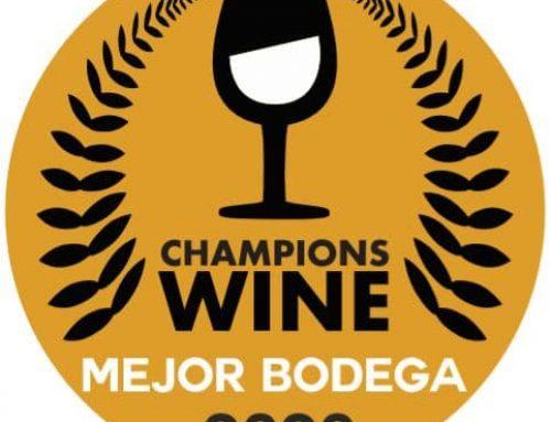 Anecoop Bodegas recibe el premio máximo en la Champions Wine y se alza como mejor bodega