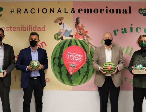 """Anecoop y sus sandías Bouquet lanzan la campaña """"Raciones de emoción"""" apelando al consumidor"""