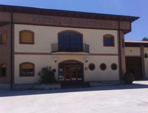 Anecoop da la bienvenida como socio a Bodegas San Martín